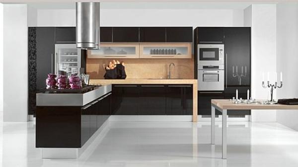 expanisve kitchen design solution luxurious stylish المرسال smart storage solutions small kitchen design