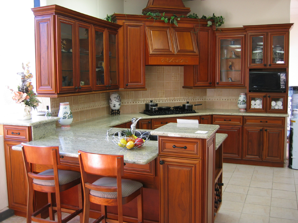 Cleaning Kitchen Cabinets Wood How To Clean Wooden Kitchen Cupboards المرسال
