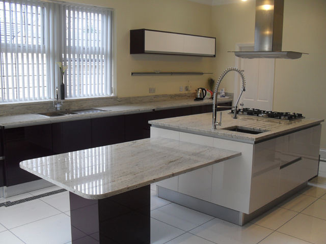 Granite Worktops & Countertops Uk, Quartz & Silestone Worktops