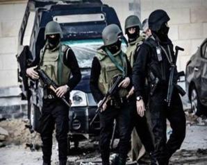 استعانت الداخلية بضباط «مكافحة الإرهاب الدولي» في معركة المعادي اليوم