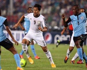 كوبر يحرج عمرو جمال في مباراة بوركينا فاسو