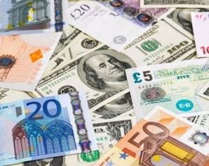 اسعار العملات بعد قرار البنك المركزى اليوم بتخفيض قيمة الجنيه امام الدولار الامريكى الى 8.95 .