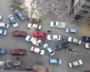 لسكّان القاهرة : تطبيق جديد على هاتفك يوفّر لك خدمة صف السيارة