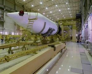 روسيا تعوض مصر بقمر صناعي جديد بدلا من المفقود
