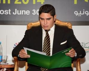 تفاصيل عرض أبو هشيمة للاستحواذ على بطولات «الكاف»