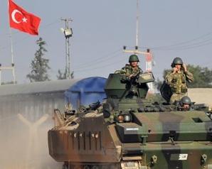 مقتل جندي تركي ومسلح كردي في اشتباك بجنوب شرق تركيا