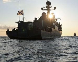 تركيا: انقاذ طاقم سفينة روسية ارتطمت بالقاع قرب اسطنبول
