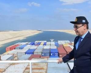 لأول مرة فى تاريخ قناة السويس.. سفينة بترولية تسدد 4.6 مليون دولار خلال العبور