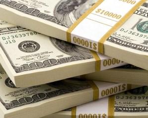 ارتفاع سعر الدولار الامريكى فى البنوك اليوم