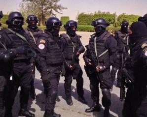 إصابة ضابط في اقتحام وكر «أرض اللواء» الإرهابي بالجيزة