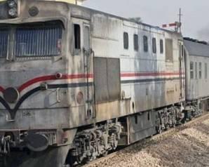 مصرع طالب دهسًا تحت عجلات قطار بأسيوط