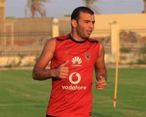 عماد متعب يفتح صفحة جديدة مع الأهلى بعد التألق أمام حسين داى