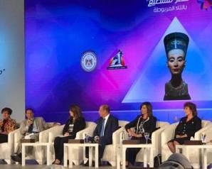 """""""القومي للمرأة"""" يشكر السيسي لرعايته """"مصر تستطيع بالتاء المربوطة"""""""