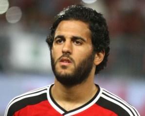 ضغط المباريات يؤجل عودة مروان محسن لمباريات الأهلى