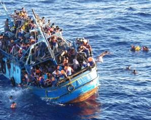 حرس السواحل الليبى: انقاذ 97 مهاجرا غير شرعى بينهم 29 مصريا