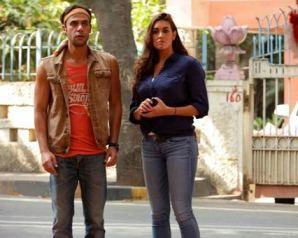 """ياسمين صبرى ومحمد إمام من كواليس فيلم """"ليلة هنا وسرور"""""""