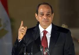 عبد الفتاح السيسي حَلَفَ اليمين الدستورية لولاية رئاسية ثانية أمام مجلس النواب المصري.