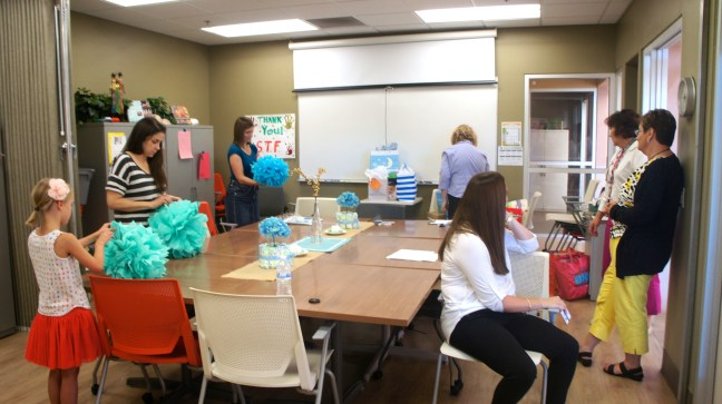 Save the Family Baby Shower