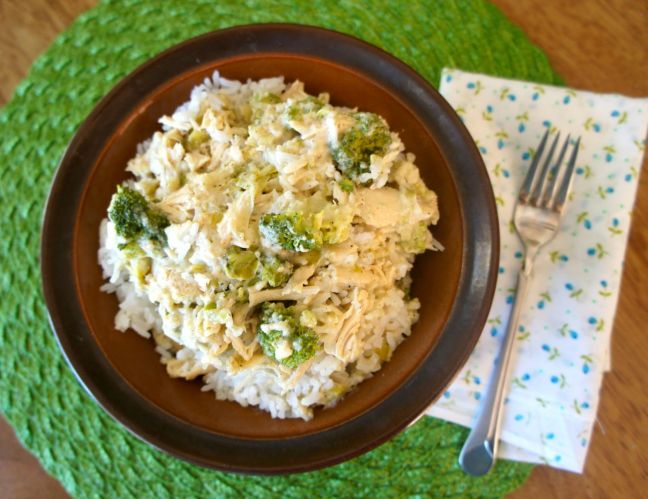 Broccoli Chicken Divan 2
