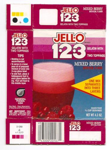 123 Jell-O