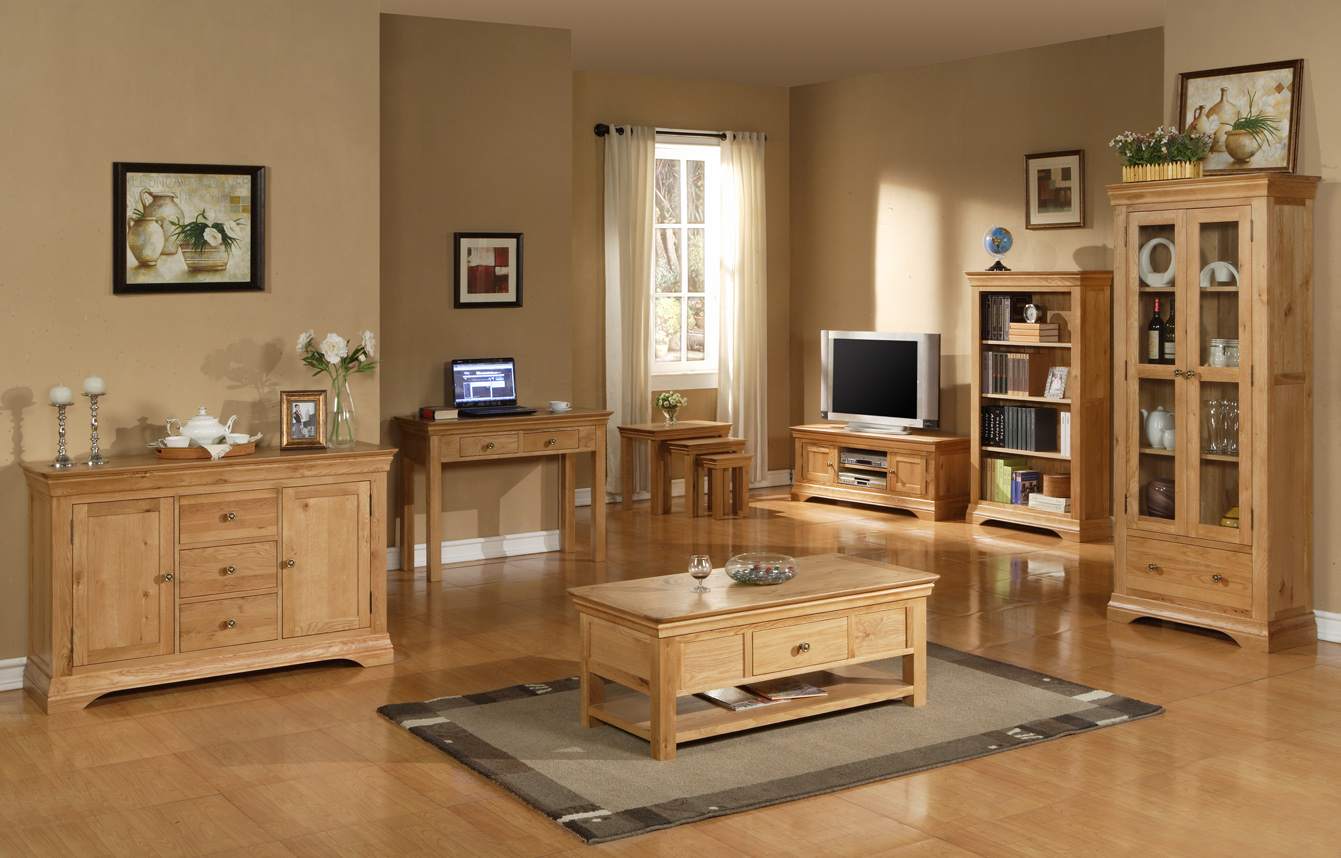 Eiken Woonkamer The Advantages Of Solid Oak Furniture A Lovely Home