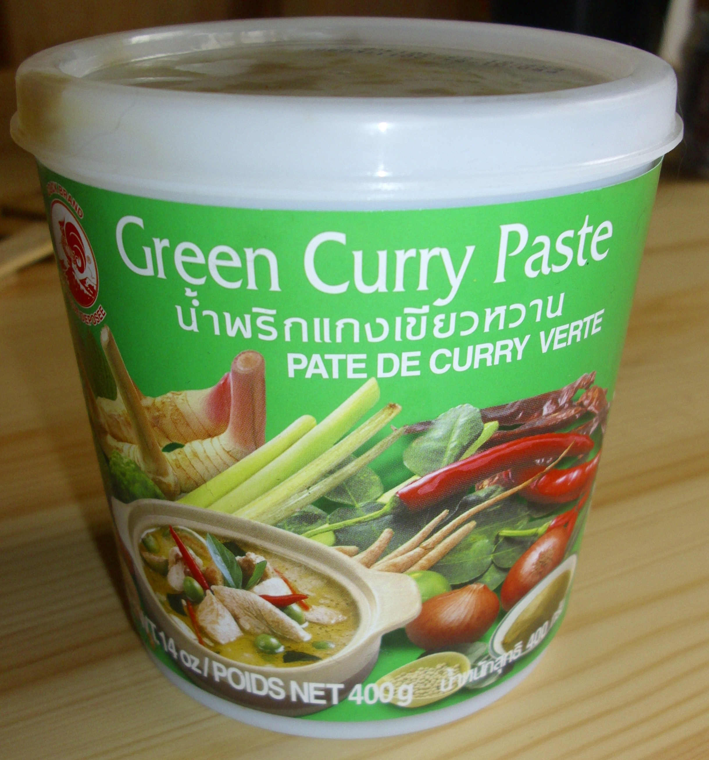 Currypaste Thai Currypaste Alpacafood