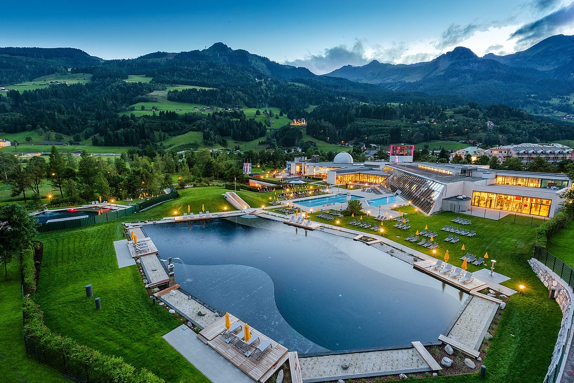Wellness Bad Zell Wellness Holidays In The Salzburger Land Region Alpenparks Hotels