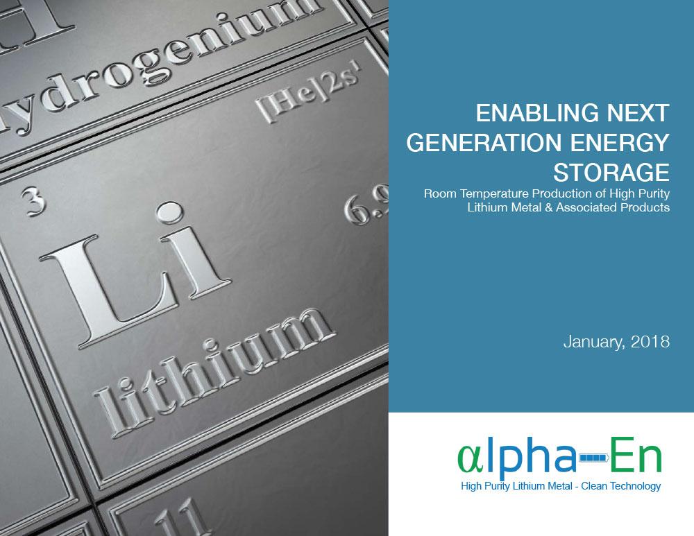 Company Presentation \u2013 January 2018