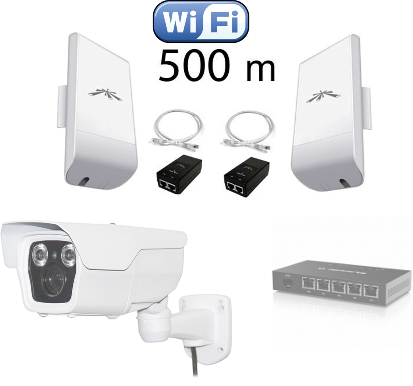 Kit 4 Camera Surveillance Exterieur Kit Camera De Surveillance Exterieur Wifi Kit Video