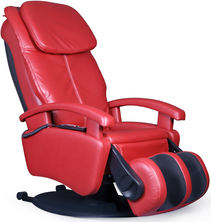 Relaxsessel Kunstleder Alpha-techno - Massagesessel At-599i