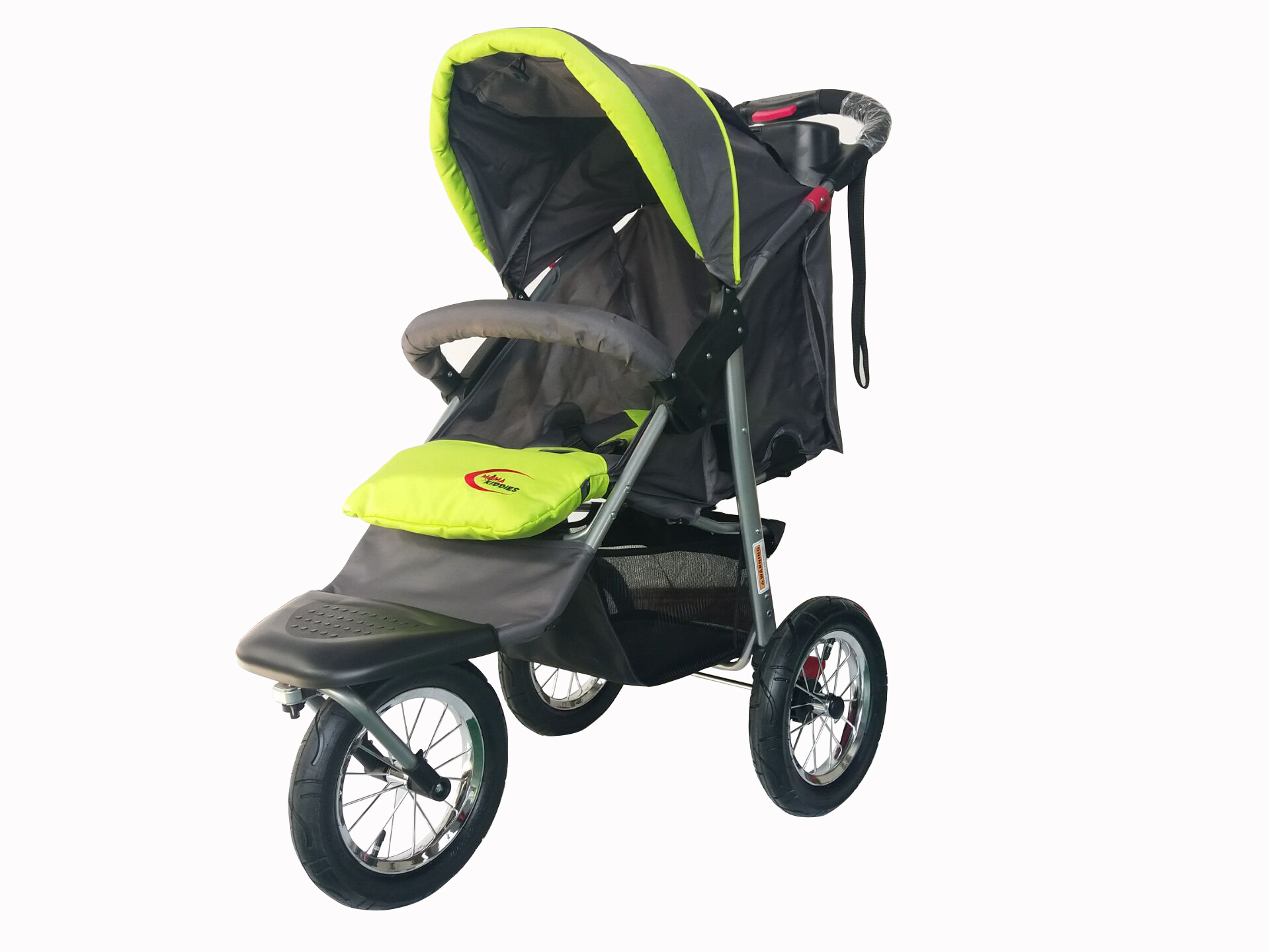 3 Wheel Baby Prams Details About Brand New 3 Wheel Green Jogger Baby Pram Buggy Baby Stroller Jogger