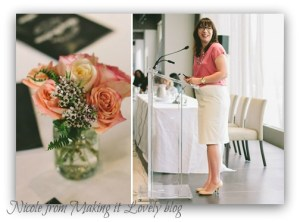 Nicole Balch from Making it Lovely blog