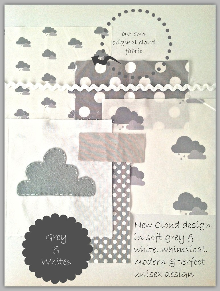 Cloud mood board by Alphabet monkey