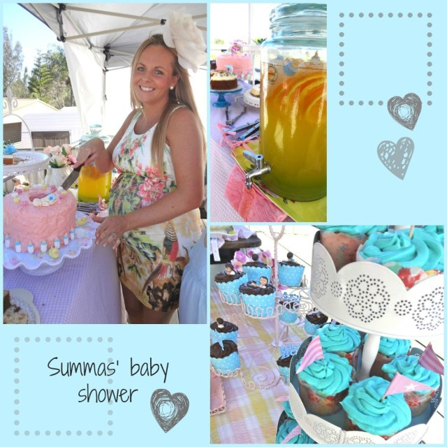 summa baby shower