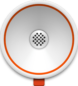 Persist+ Volume Control icon