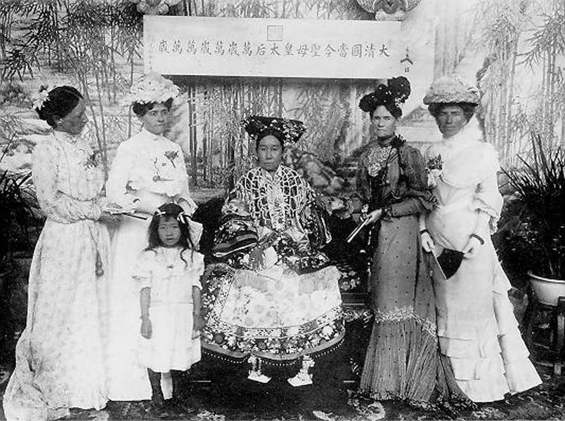 Dowager Empress Cixi The 39dragon Lady39