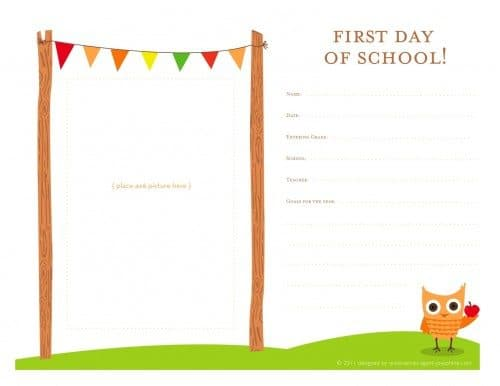 Making First Day Of School Memorable Alpha Mom