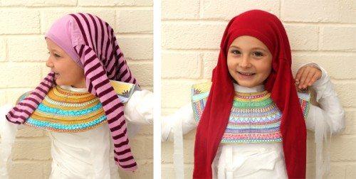 Pharaoh39s Mummy Costume Diy For Halloween Alpha Mom