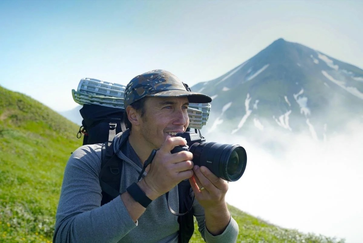 "Go Global Trip Chris Burkard On The α7r Iv ""…the Most Intuitive Device I"