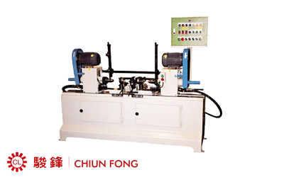 Auto. Double-End Turning Drilling Machine