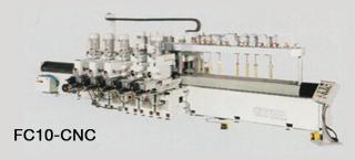 FC 10 CNC – CNC Copying sanding shapers