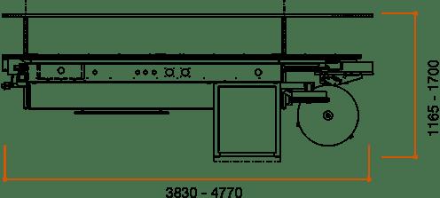 Dimensional 2 - Flexa 47 - Casadei