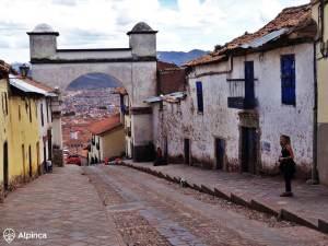 Travel agency in Peru