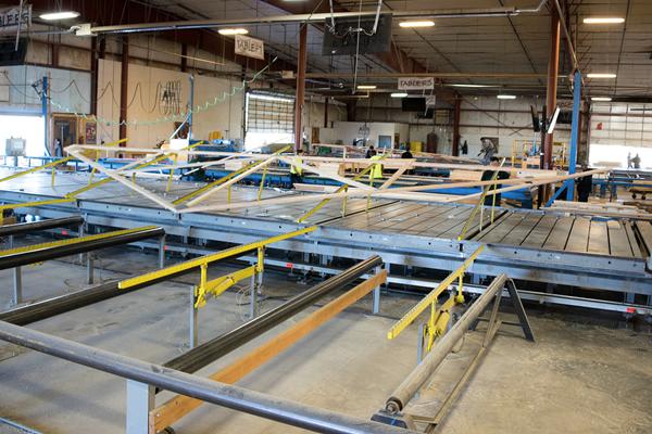 Builder Oriented Lumber Solutions Trusses