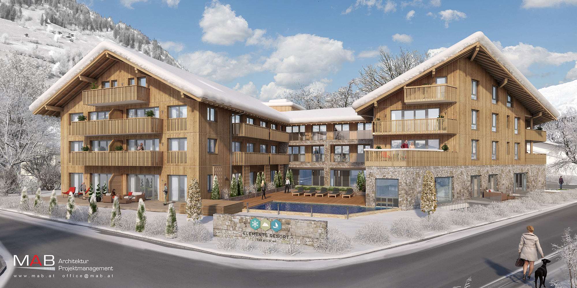 Wellness Bad Zell Elements Resort Schuttdorf Apartment For Sale Zell Am See
