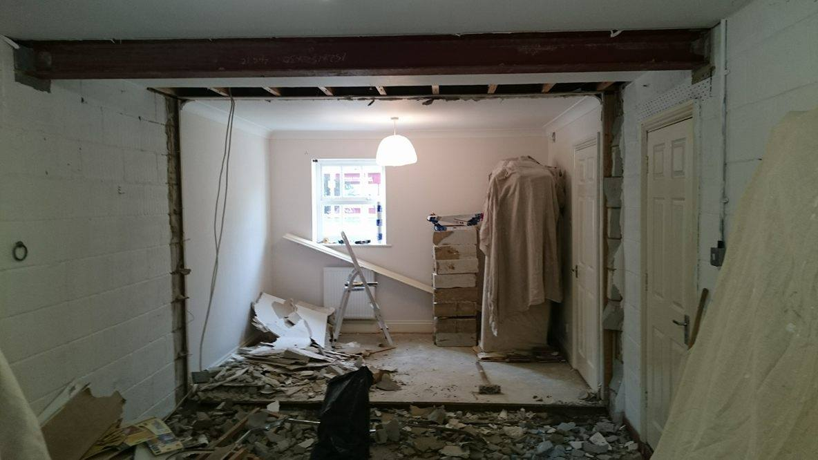Garage Conversion Bathroom Garage Convert Ensuit Bathroom And Bedroom Alpo Bros