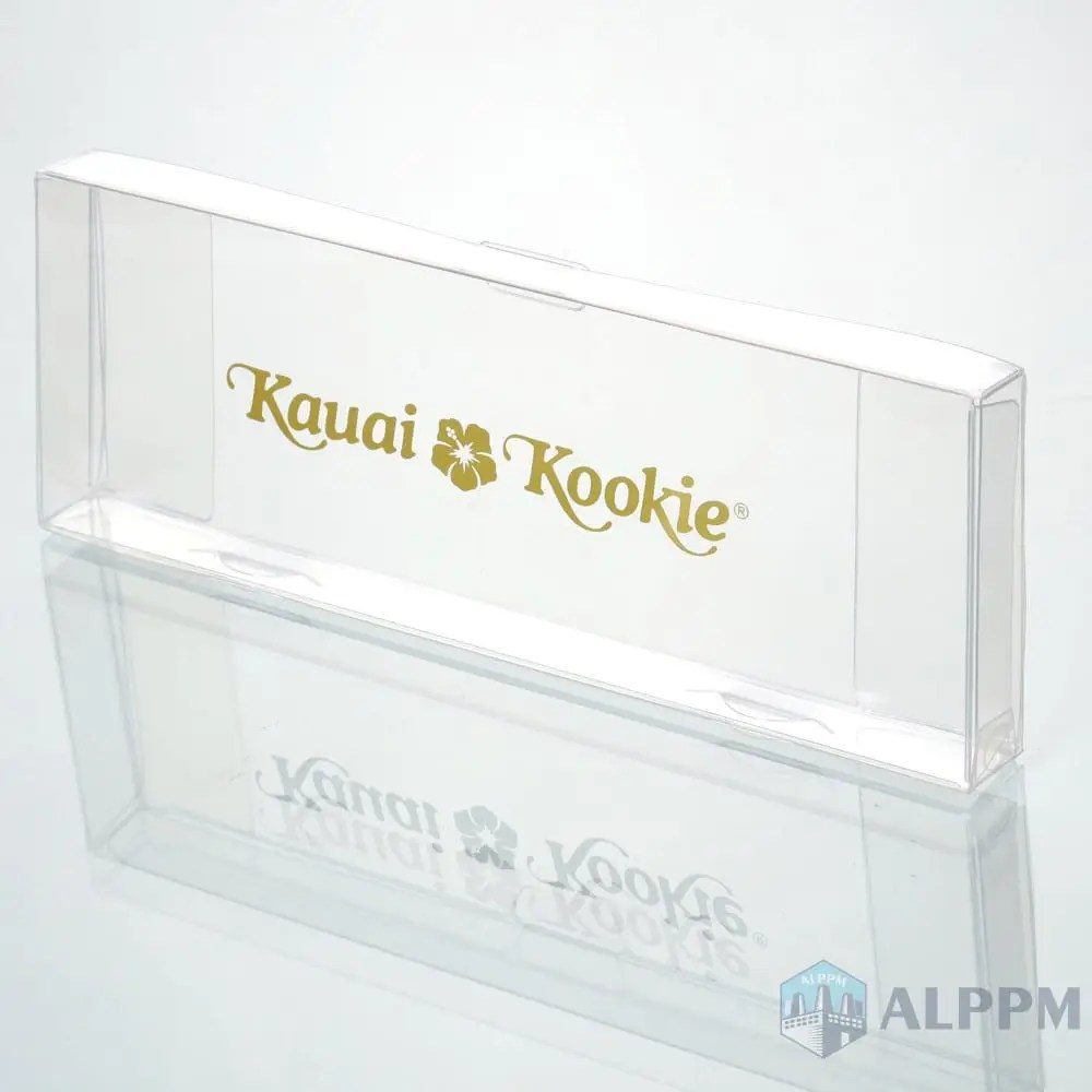 Durchsichtige Box Pvc Transparent Plastic Box For Kauai Kookie Transparent Box Suppliers