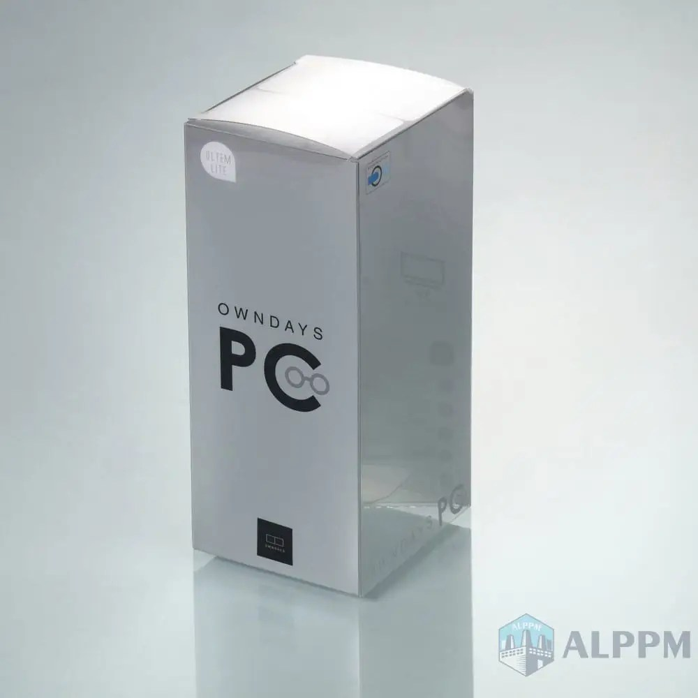 Box Plastik Pvc Plastic Box For Electronic Products From Printing To Packing