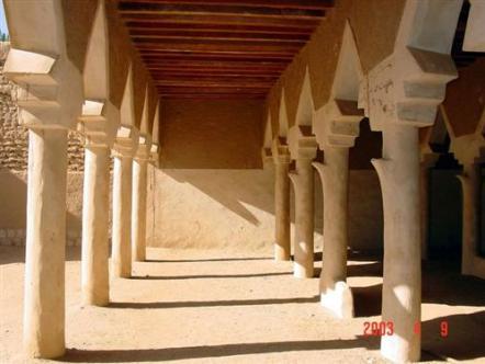 مسجد الحمر