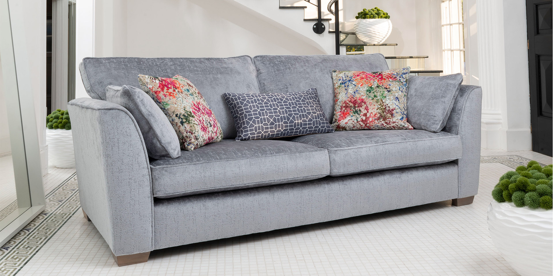 Quality Sofa Scotland Alstons Sofas For Living